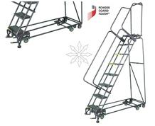 SET UP OPTION FOR PIVOTING ALL DIRECTION LADDERS